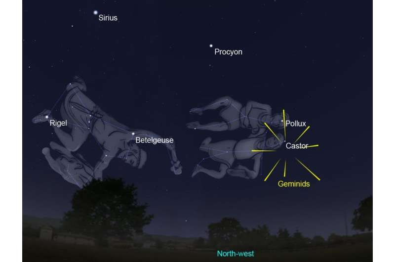 We have a Christmas comet: How to spot interplanetary comet 46P/Wirtanen