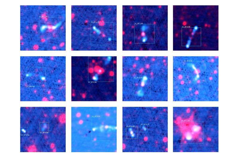 Artificial intelligence bot trained to recognize galaxies