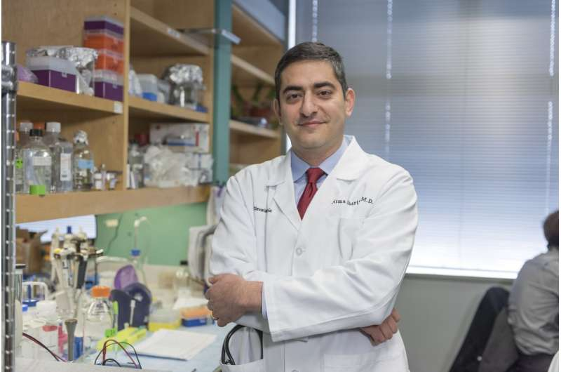 Researchers find prostate cancer drug byproduct can fuel cancer cells