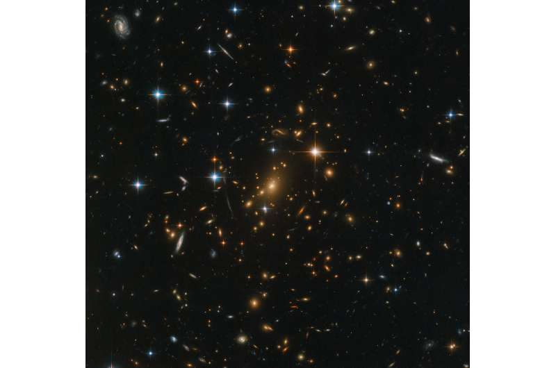 Image: Hubble's treasure chest of galaxies