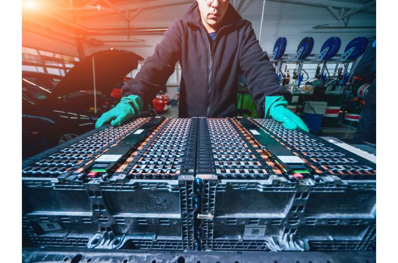 New materials are powering the battery revolution
