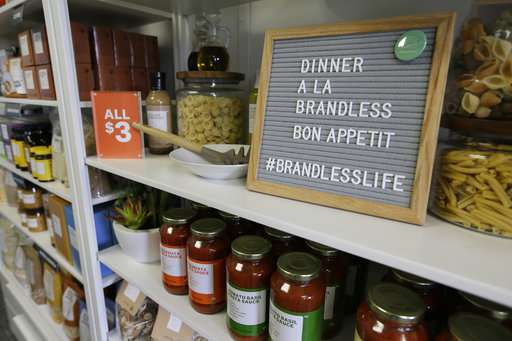 The next Kirkland? Online retailers create their own brands