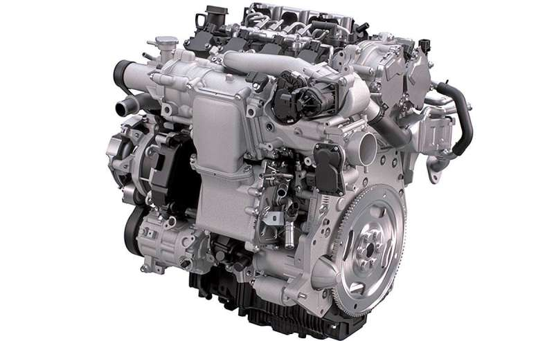Mazda has fine ambitions for future gasoline engine