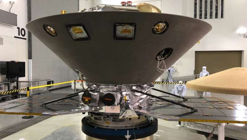 Bound for Mars—countdown to first interplanetary launch from California