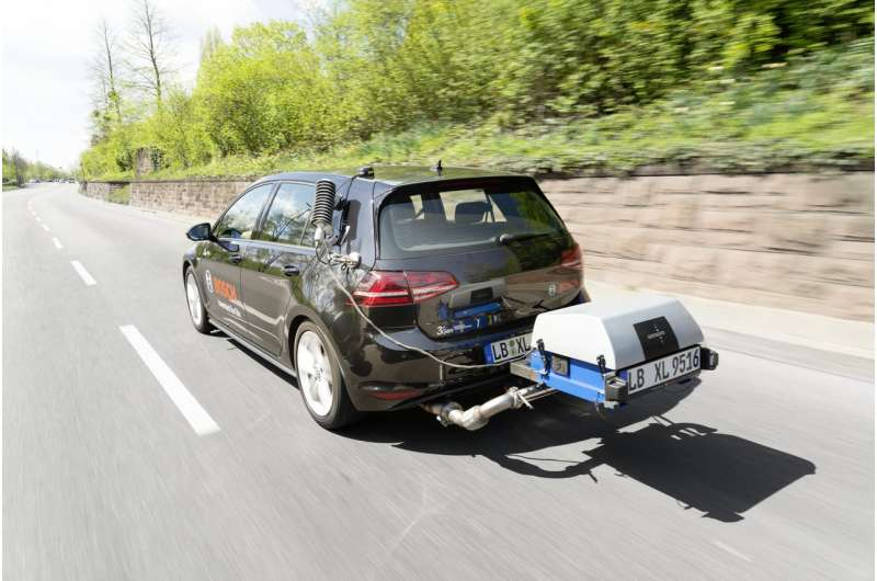 Bosch engineers focus on brightening the future of diesel