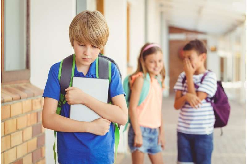 Why children with autism may be at risk of bullying
