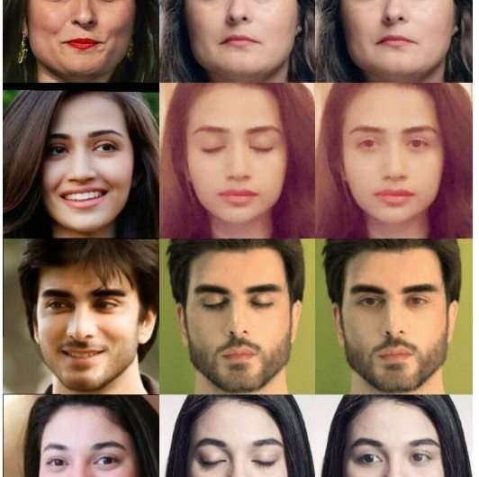 New Facebook AI application can unblink your eyes in a photo