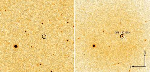 Milky Way-type dust particles discovered in a galaxy 11 billion light years from Earth