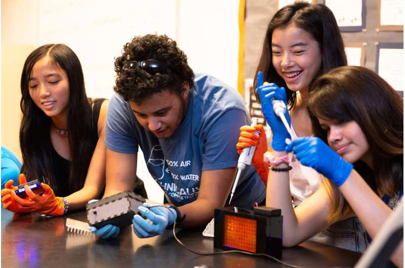 BioBits: Teaching synthetic biology to K-12 students
