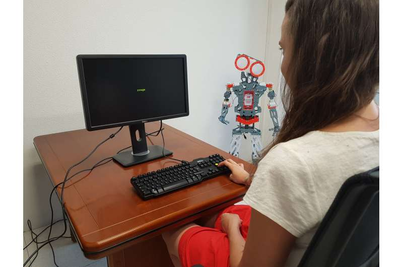 Presence of 'mean' robot found to improve human concentration