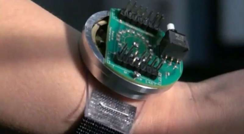 Device harvests energy from low-frequency vibrations