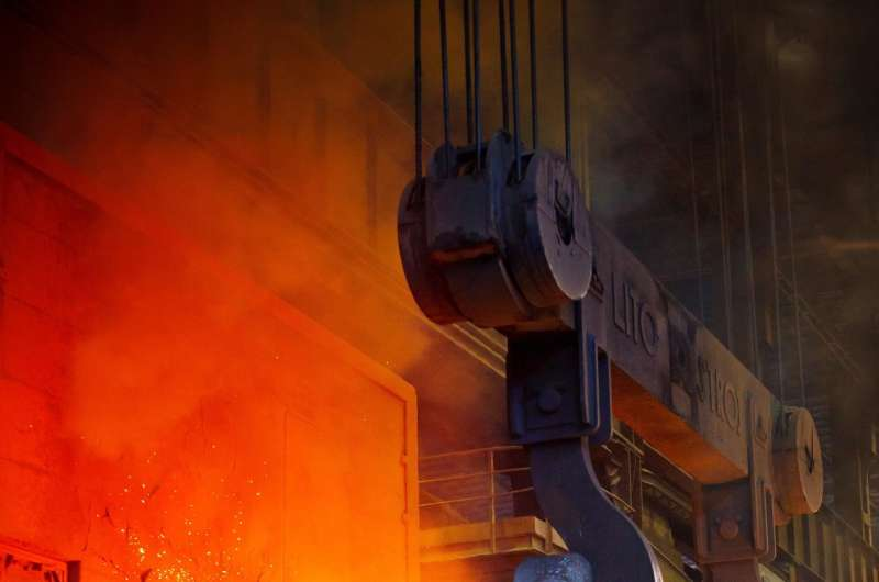 Heat recovery in steel plants to boost competitiveness