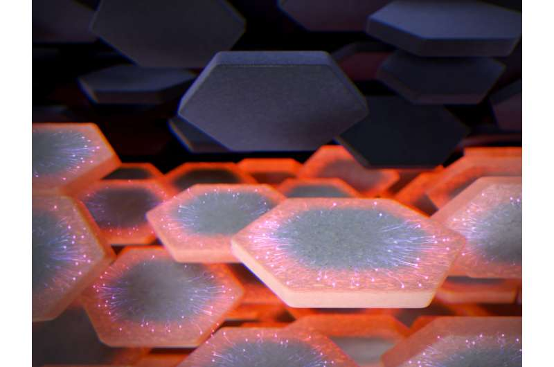X-rays uncover a hidden property that leads to failure in a lithium-ion battery material