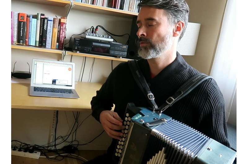 Artificial intelligence created more than 100,000 new tunes after analyzing Irish and English folk tunes uploaded by musicians