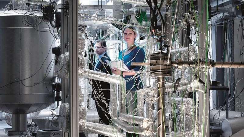 NADINE: Power-plant-scale energy storage