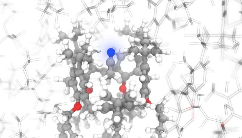 AI and NMR spectroscopy determine atoms configuration in record time