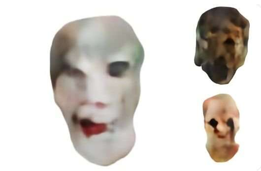 AI creatives play with scary music, zany costume ideas as part of Halloween