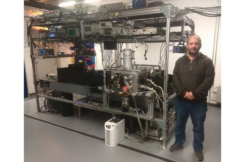 Atomic parity violation research reaches new milestone