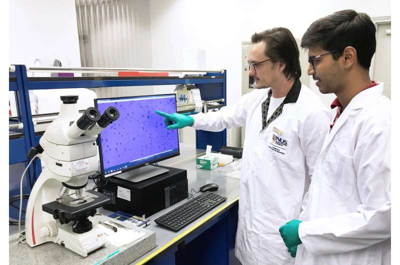Researchers offer solution in fight against fake graphene