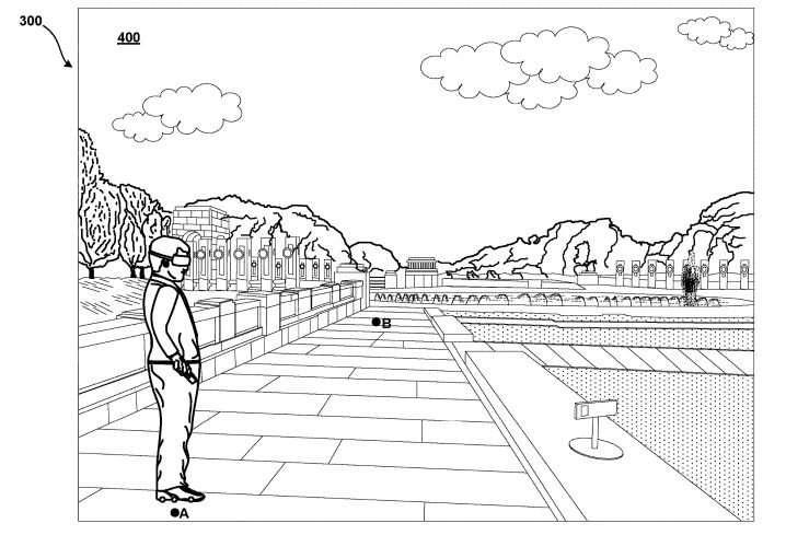Google's shoe idea teases moonwalks in the VR zone