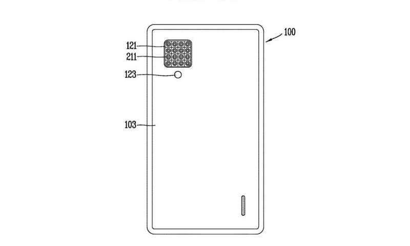 Patent talk: A 16-lens phone? LG is crazy (like a fox)