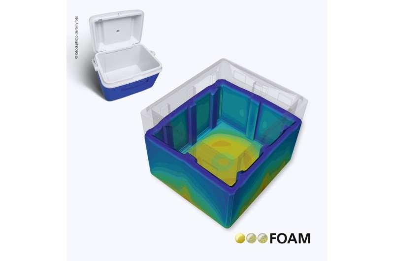 Reliably simulating polyurethane foams