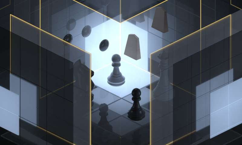 **AlphaZero AI system able to teach itself how to play games and then play at highest levels