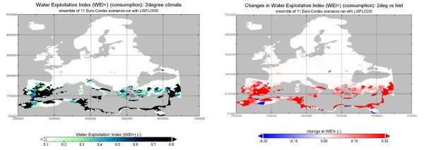 More floods and water scarcity ahead, but there is still time to mitigate their severity