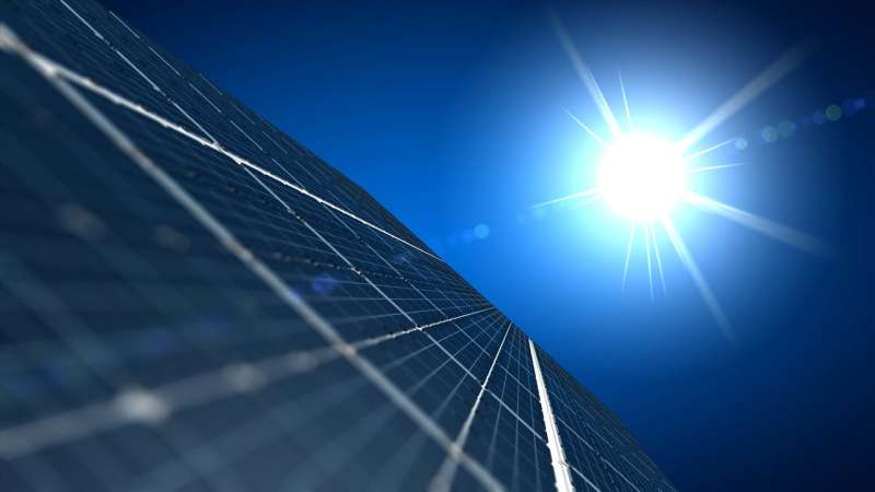 Globally, new solar power plants added almost 35% to new power generating capacity in 2017