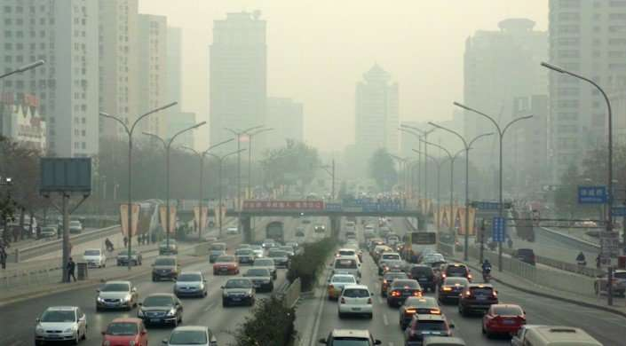 Environmental impact of electric vehicles in China? It depends on how they are charged