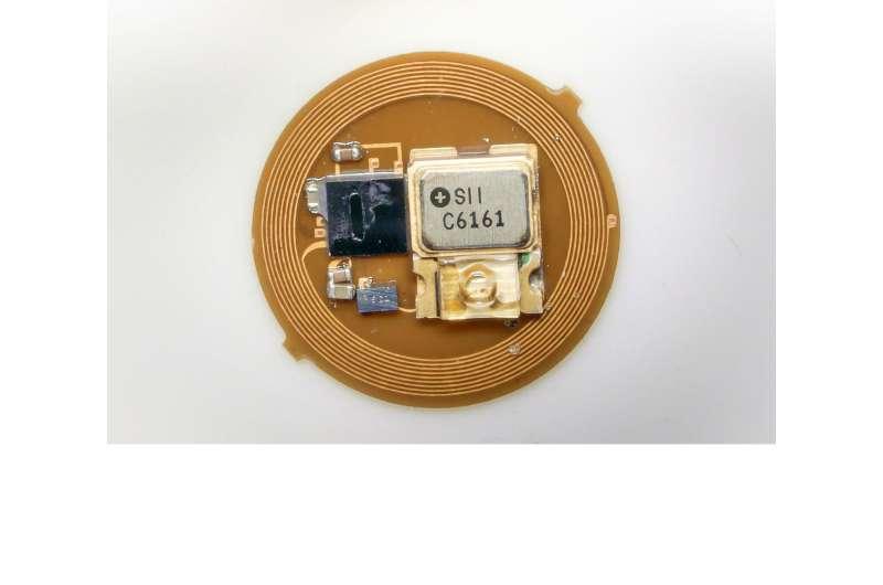 Researchers develop world's smallest wearable device