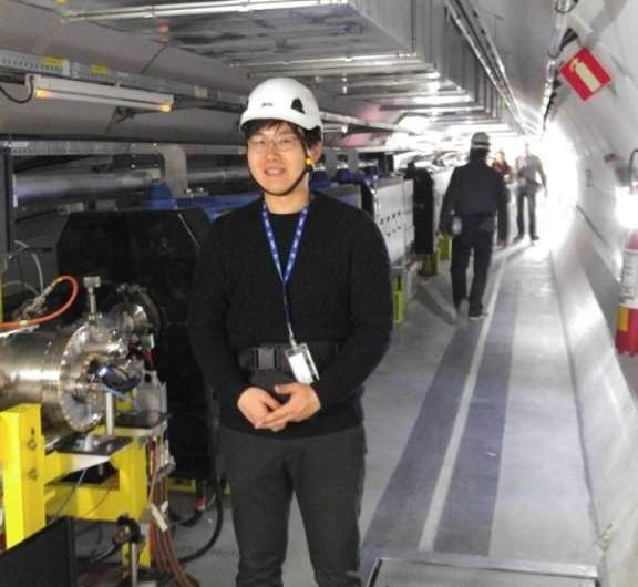 Scientists achieve first ever acceleration of electrons in plasma waves