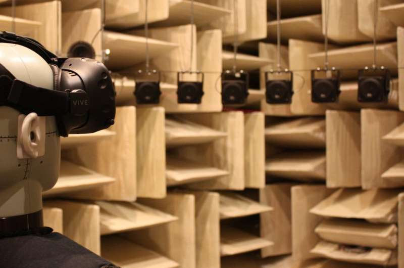 Virtual reality technology opens new doors of (spatial) perception