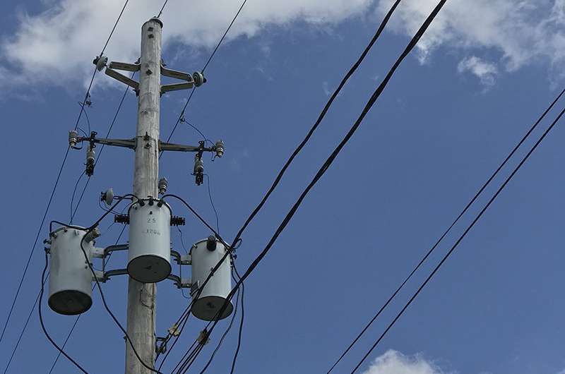 Researchers develop smart sensors to prevent power outages