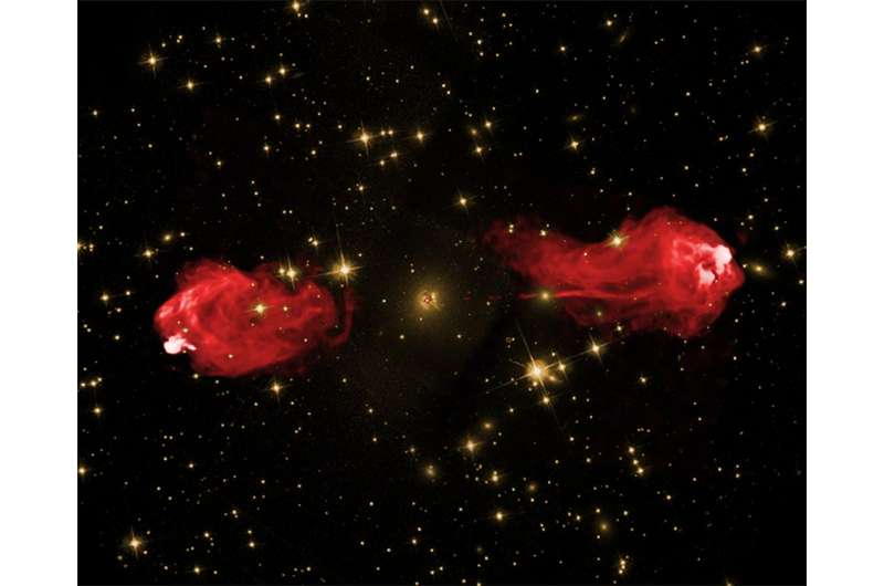 Magnetic fields may be the key to black hole activity