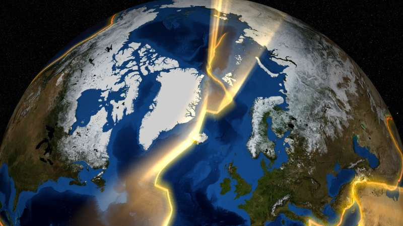 NASA scientist reveals details of icy Greenland's heated geologic past