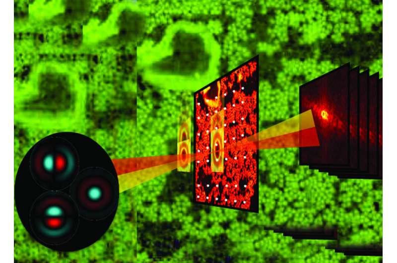 New algorithm enhances ptychographic image reconstruction