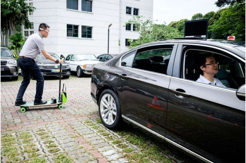 NTU Singapore to develop vehicular communications for multi-modal mobility solutions