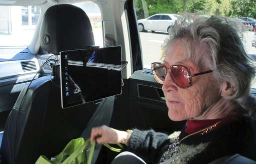 Driverless cars give hope to blind -- are automakers onboard?