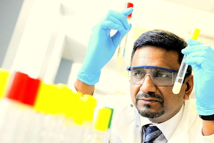 Scientists to explore future use of bacteria-based active agents