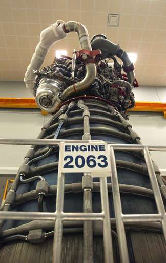 Fired up: Rocket engine designed for reusable flights tested