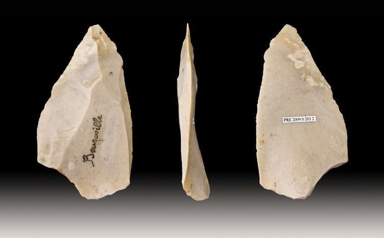 Neanderthals were no brutes – research reveals they may have been precisionworkers