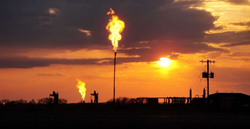 New study finds US oil & gas methane emissions 60 percent higher than estimated