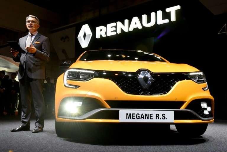 A complete overhaul of some models helped Renault make sales progress