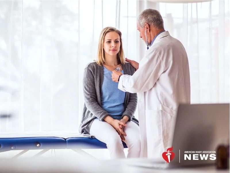 AHA: 5 reasons you could develop heart disease before 50