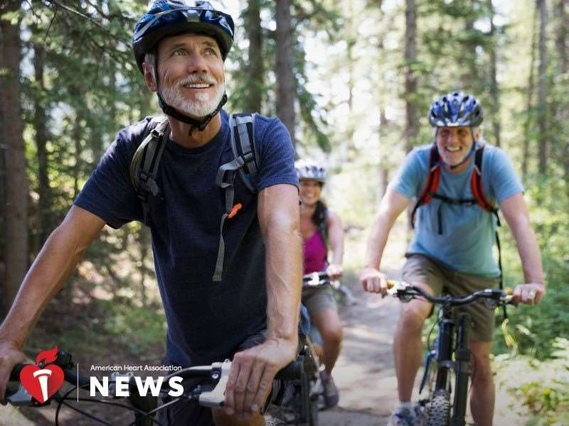 AHA: exercise after heart attack may improve survival