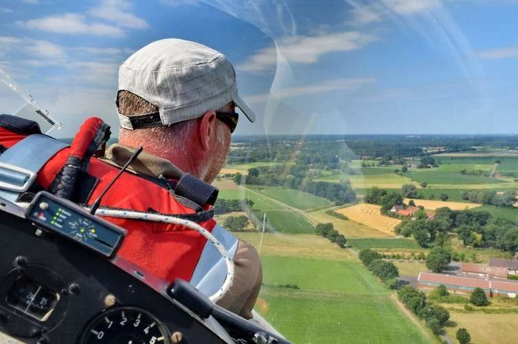 AI could help drones ride air currents like birds