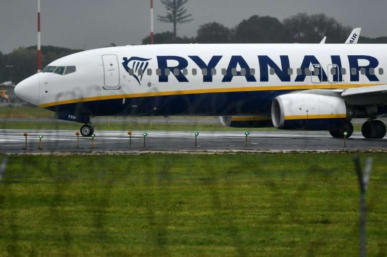 Airline company Ryanair could face strike action on European routes over the summer