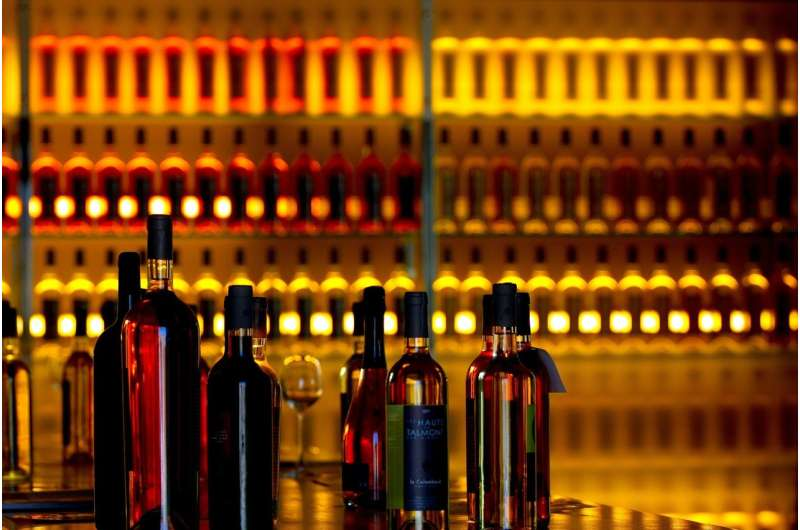 alcohol shop