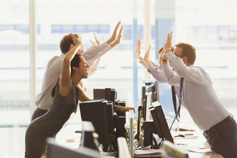 Allowing employees to be self-driven improves performance, study shows